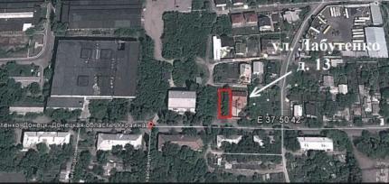 Продается Участок, Лабутенко 13, район Калининский, город Донецк, Украина