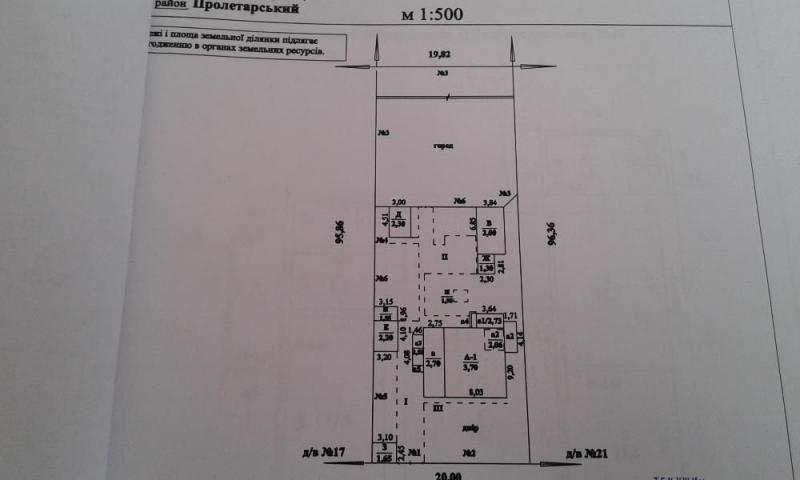 Продажа, 65419, Пролетарский район