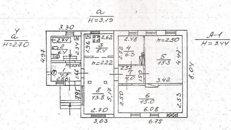 Продается 0-комн. Дом, 70 м² - цена 25000 у.е. (Объявление:№ 67081) Фото 1