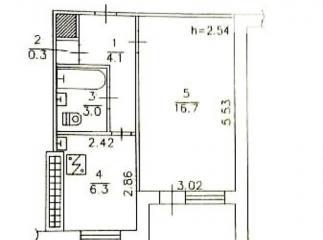Продается Квартира, Туполева 1, район Кировский, город Донецк, Украина