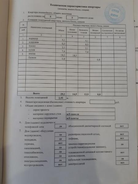Продажа, 81000, Пролетарский район
