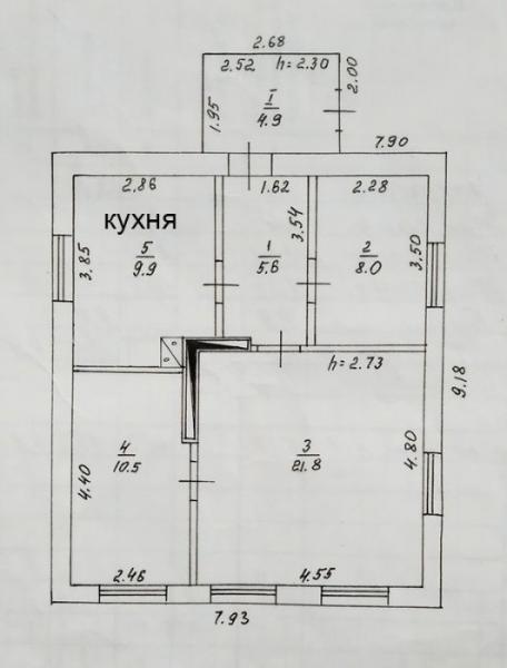 Продажа, 81333, Кировский район